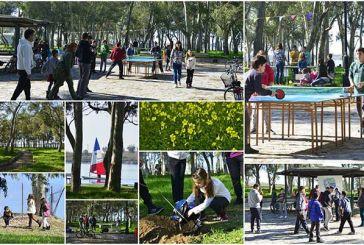 Γέμισε ζωή το Πάρκο Δασάκι στο Μεσολόγγι