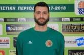 Δημήτρης Μήτσου-ΑΟ Αγρινίου:Δουλεύουμε πολύ σκληρά και σοβαρά μέσα στο γήπεδο