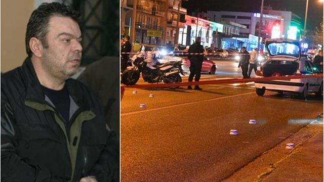 Συγκλονιστικό βίντεο: Η στιγμή της δολοφονίας Στεφανάκου