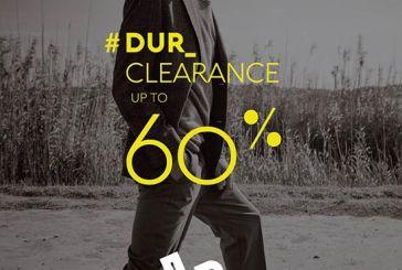 DUR: Τελευταίος μήνας εκπτώσεων έως -60% στο Αγρίνιο!
