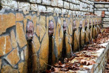 Οι βρύσες «του Μουσολίνι» στη Χούνη Παρακαμπυλίων