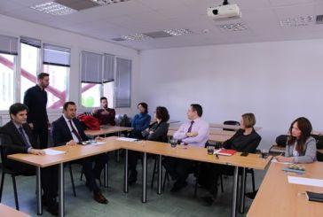 """Συνάντηση στην Πάτρα για τον 3ο Επιχειρηματικό Διαγωνισμό ΕΑΠ – ΤΕΙΔΕ """"Ανοικτοί Επιχειρηματικοί Ορίζοντες"""""""