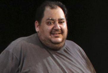 Εφυγε σε ηλικία μόλις 36 ετών ο ηθοποιός Βαγγέλης Ρωμνιός
