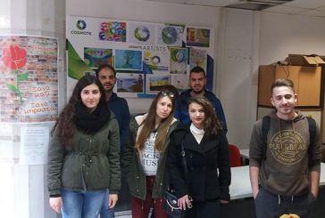 Εκπαιδευτική επίσκεψη από τους Τεχνίτες Η/Υ της ΕΠΑΣ ΟΑΕΔ Αγρινίου στον ΟΤE