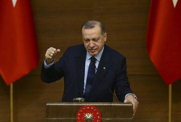 Απειλεί ο Ερντογάν: Μην κάνετε το λάθος βήμα σε Κύπρο και Αιγαίο