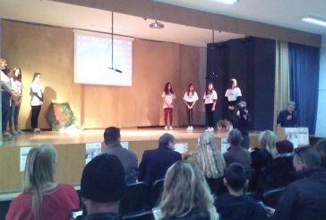 Παρουσιάστηκε η εργασία των μαθητών στη Γαβαλού για την οικολογική μετακίνηση στην πόλη