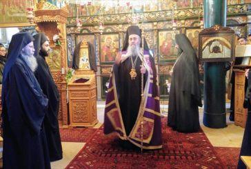 Γιόρτασε τον Άγιο Πολύκαρπο η Ιερά Μονή Αμπελακιώτισσας