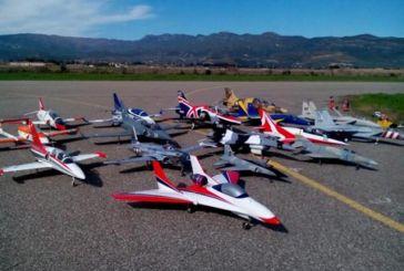 Αγώνες Jet αερομοντέλων στο αεροδρόμιο Μεσολογγίου