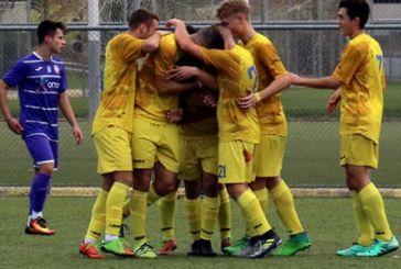 Νίκη για την Κ17 του Παναιτωλικού με 1-0 την Κέρκυρα