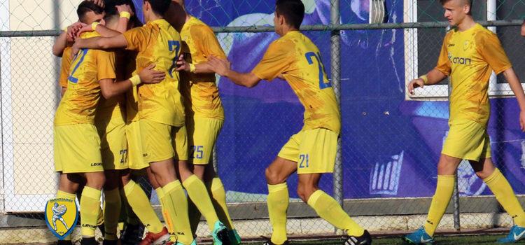 Από μία νίκη στο Παναιτωλικός-ΠΑΟΚ των πρωταθλημάτων υποδομής