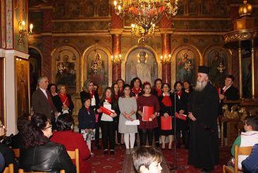 """Εκδήλωση για την «Γιορτή της Μητέρας"""" στον Ιερό Ναό Αγίου Νικολάου Καλυβίων"""