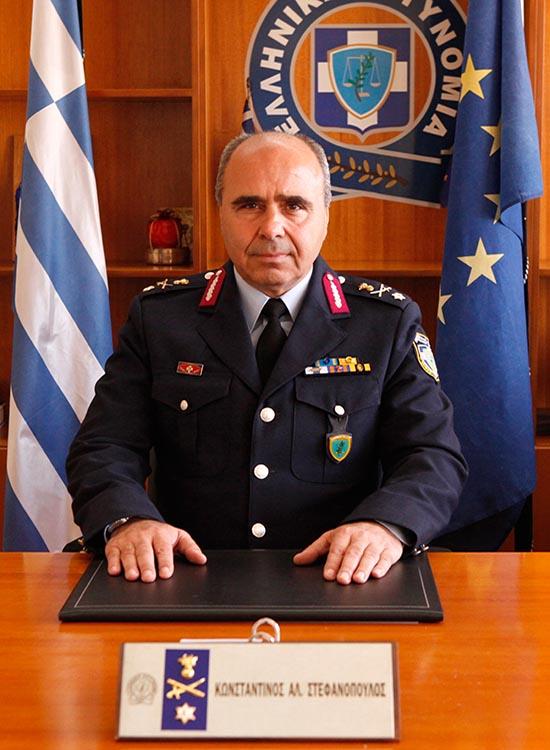 Η πορεία του νέου  Γενικού Περιφερειακού Αστυνομικού Διευθυντή Δυτικής Ελλάδας