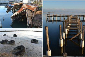 Saltsinistas: Ανάγκη για άμεση δράση στις εστίες μόλυνσης της Λιμνοθάλασσας