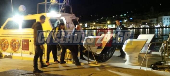 Σεσημασμένος κακοποιός ο άνδρας που αυτοκτόνησε από το Blue Star Naxos