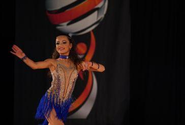Παγκόσμια διάκριση στον λάτιν χορό για την 13χρονη Αγρινιώτισσα Νεφέλη Κάτρη