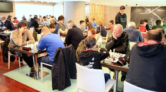 """Σκάκι: """"3ο Διασυλλογικό Rapid Φιλίας Ναυπάκτου"""" το Σάββατο 9 Φεβρουαρίου"""