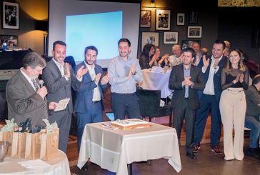 Δύο ιδιαίτερες βραβεύσεις στην πίτα του Συνδέσμου Επιχειρηματιών Αιτωλοακαρνανίας