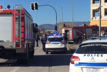 Σφοδρή σύγκρουση οχημάτων  στα φανάρια της Νεάπολης της εθνικής οδού