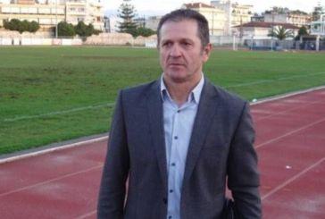 Νέος προπονητής της ΑΕ Μεσολογγίου ο Βασίλης Ξανθόπουλος