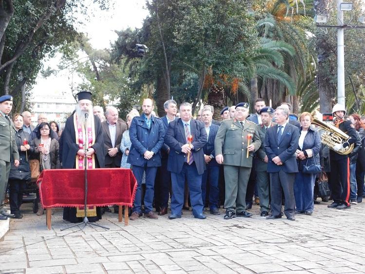 Ημέρα μνήμης του Αρχηγού της Φρουράς των Μεσολογγιτών Αθανασίου Ραζή-Κότσικα (4)