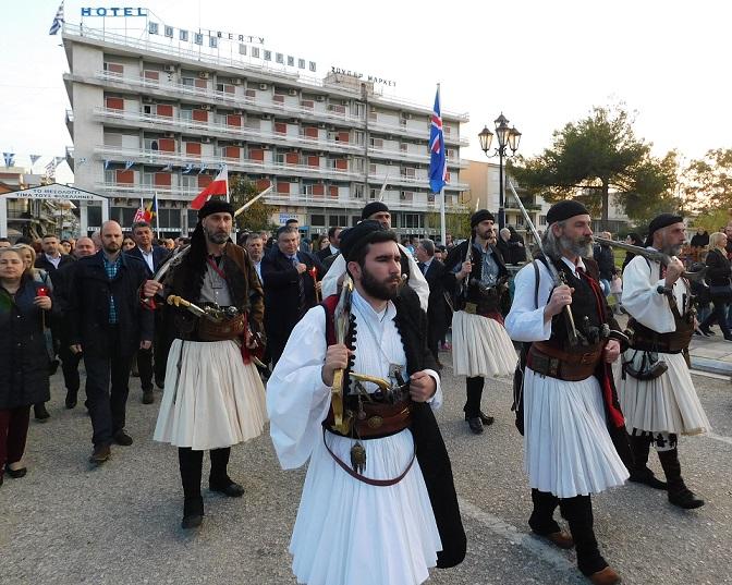 Ημέρα μνήμης του Αρχηγού της Φρουράς των Μεσολογγιτών Αθανασίου Ραζή-Κότσικα (8)