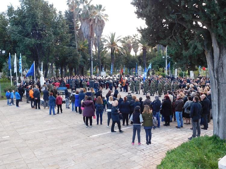 Ημέρα μνήμης του Αρχηγού της Φρουράς των Μεσολογγιτών Αθανασίου Ραζή-Κότσικα (9)