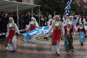 Το πρόγραμμα εορτασμού της 25ης Μαρτίου στο Αγρίνιο