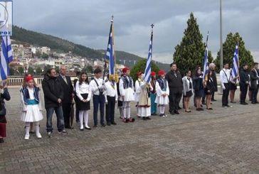Χωρίς παρέλαση ο εορτασμός της Εθνικής Επετείου στην Αμφιλοχία (video)