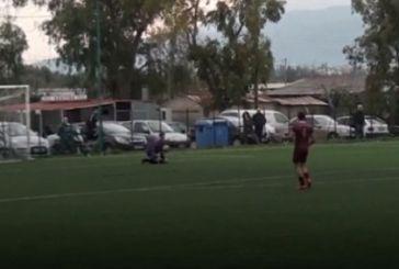 Το γκολ σε αγώνα της Β' κατηγορίας Αιτωλοακαρνανίας που επιβεβαιώνει τη… γνωστή ρήση του Όσιμ