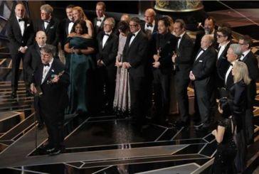 «Μορφή του νερού» η μεγάλη νικήτρια των Oscars [Βίντεο & Εικόνες]