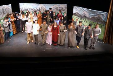 Αγρίνιο: τις καλυτερες εντυπώσεις άφησε η θεατρική παράσταση των μαθητών του Αστακού