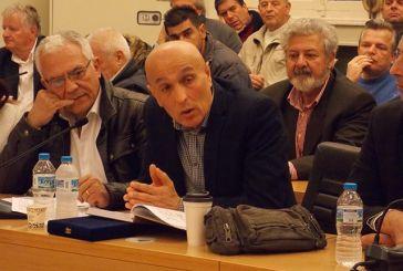 Ξανά στη μάχη των δημοτικών εκλογών ο Σπύρος Αδάμης