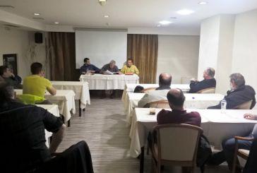 Πραγματοποιήθηκε η Ετήσια Τακτική Συνέλευση της Αερολέσχης Αγρινίου