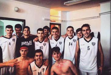 Πρωτάθλημα Παίδων ΕΣΚΑΒΔΕ: Όλοι δρόμοι οδηγούν στη Λευκάδα για την ΑΛΦΑ 93