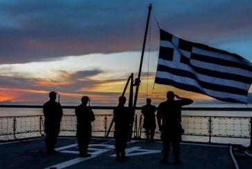 Εντυπωσιακές εικόνες από την πολυεθνική άσκηση Ναρκοπολέμου «Αριάδνη 18» στο Ιόνιο