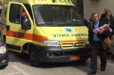 Αγρίνιο: Σύγκρουση δικύκλων στην οδό Αγγελοκάστρου- στο νοσοκομείο οι οδηγοί