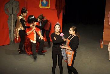 Άνοιξε την αυλαία του το 9ο Μαθητικό Φεστιβάλ Θεάτρου στο Αγρίνιο