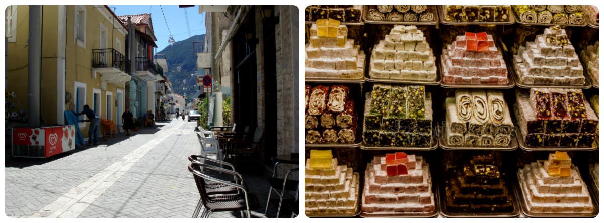 Bazaar γλυκών από τον Σύλλογο Γυναικών Μύτικα