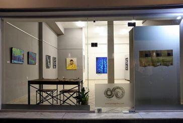 """Εγκαίνια στο Μεσολόγγι για την έκθεση ζωγραφικής «Συνάντηση"""""""