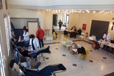 """Ολοήμερη εθελοντική αιμοδοσία και μπαζάρ για τη """"Φλόγα"""" στο Αγρίνιο"""