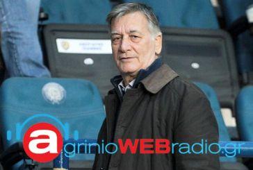"""Φώτης Κωστούλας στο AgrinioWebRadio: «Σοβαρό πρόβλημα για τον Παναιτωλικό το τηλεοπτικό"""" (ηχητικό)"""