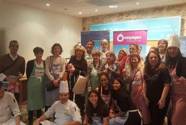 Η Γαλλία έμαθε τις γεύσεις της Δυτικής Ελλάδας στο Sympossio Greek Gourmet Touring (video)