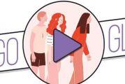 Η Google τιμά την Παγκόσμια Ημέρα της Γυναίκας με το σημερινό της doodle