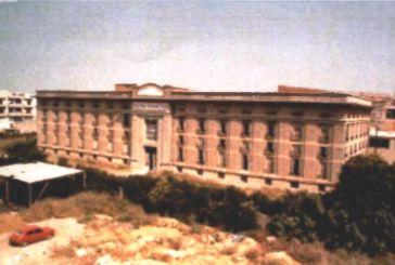 Οι καπναποθήκες Παπαπέτρου το 1990