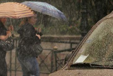 Πρόγνωση καιρού για την Αιτωλοακαρνανία: Λασποβροχές και καταιγίδες μέχρι την Τρίτη