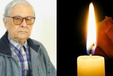 Απεβίωσε ο Λευκαδίτης πρώην υπουργός Απόστολος Λάζαρης