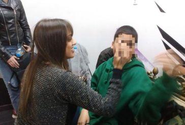 Καταρτιζόμενες του ΔΙΕΚ Αγρινίου επιμελήθηκαν το μακιγιάζ σε παράσταση του Μαθητικού Φεστιβάλ