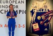 «Σάρωσε» στο Βαλκανικό Πρωτάθλημα Στίβου η Χριστίνα Μαραγιάννη από το Αγρίνιο!