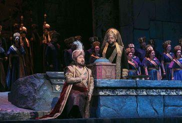 H όπερα του Rossini «Σεμίραμις» στο Αγρίνιο σε απευθείας μετάδοση από τη Νέα Υόρκη
