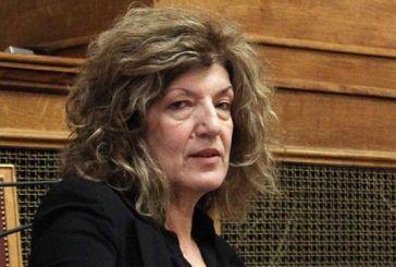 Εκδήλωση του ΣΥΡΙΖΑ στο Μεσολόγγι με ομιλήτρια τη Σία Αναγνωστοπούλου